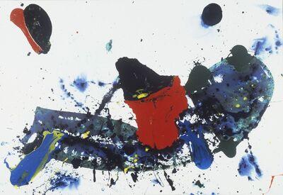 Sam Francis, 'Untitled', 1988-1989