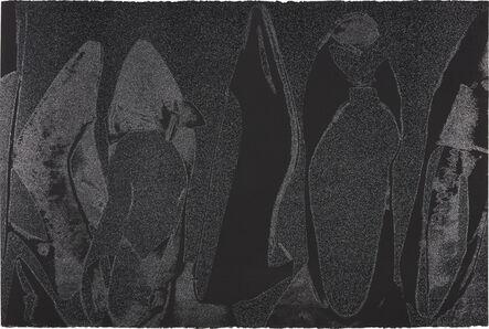 Andy Warhol, 'Diamond Dust Shoes (Black)', 1980