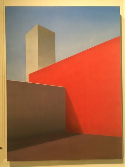 Elena Borstein, 'The Mexico House', -25