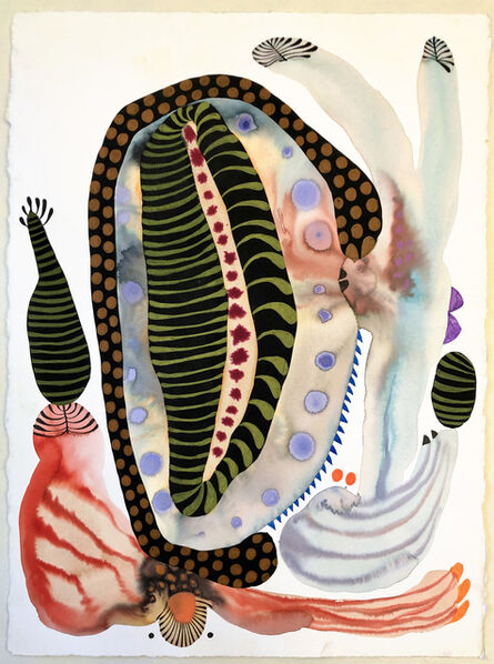 Emma Larsson, 'Rattlesnake Master', 2020