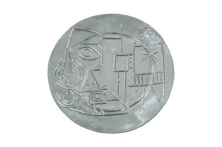 Pablo Picasso, 'Jacqueline au chevalet', Post-War