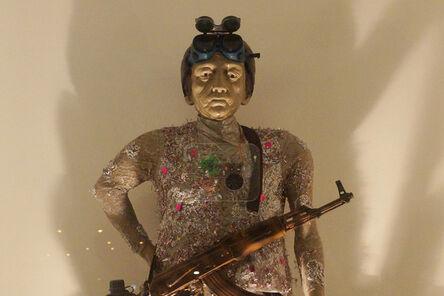 Heri Dono, 'The Last Protectors #3', 2015