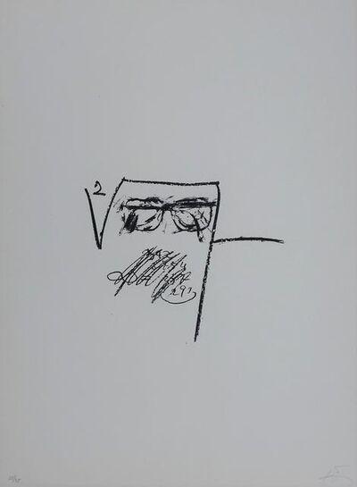 Antoni Tàpies, 'LLambrec 6', 1975