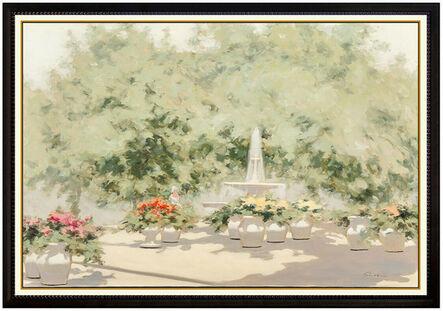 Andre Gisson, 'The Veranda Fountain', 20th Century