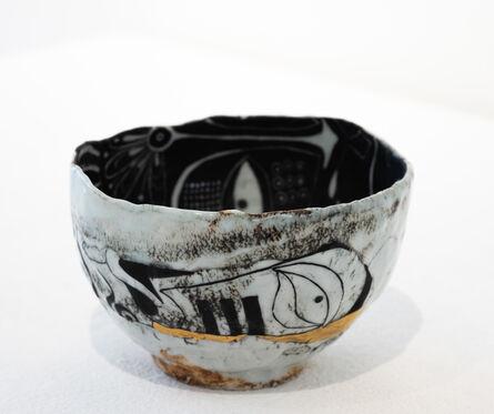 Masako Inoue, 'Teacup_Eyes', 2017