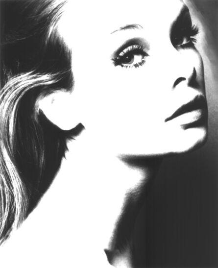 Lillian Bassman, 'Jean Shrimpton', 1955