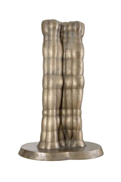 Joannis Avramidis, 'Medium-sized Group of three Figures', 1980