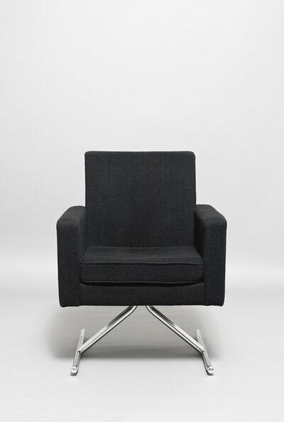 Joseph-André Motte, 'Pair of Sledge armchairs', 1967