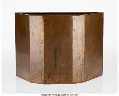 Frank Lloyd Wright, 'Wastepaper Basket from the Price Tower', 1953