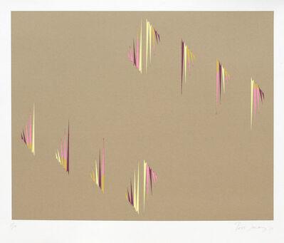 Tess Jaray RA, 'Number 4', 1971