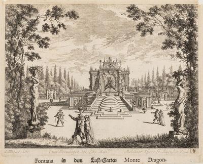 Johann Wilhelm Baur, 'A portfolio of 35 works from: Iconographia, Part Four', 1671
