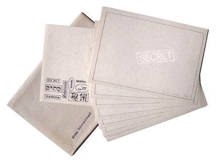 Géza Perneczky, 'Stamp International (SECRET)', 1980