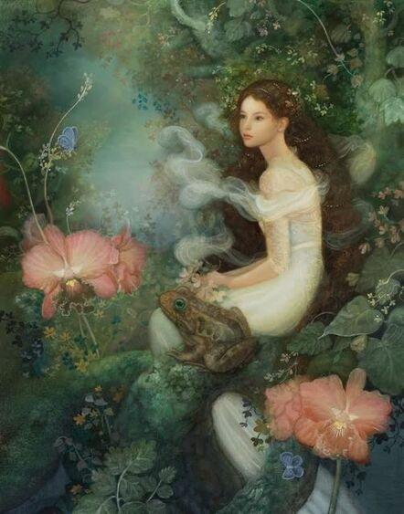 Annie Stegg Gerard, 'Lovely Wanderlust ', 2017