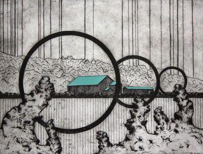 Juan Dolhare, 'Land / Escape I', 2016