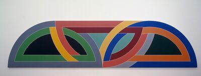 Frank Stella, 'Damascus Gate. Variation I', 1969-1970