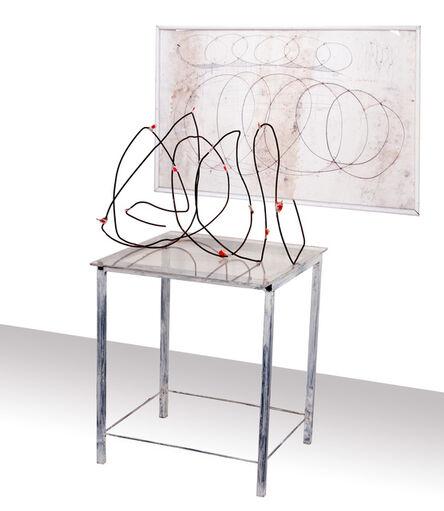 Rudolf Polanszky, 'Zeitsprirale, Spiralbild', 2008