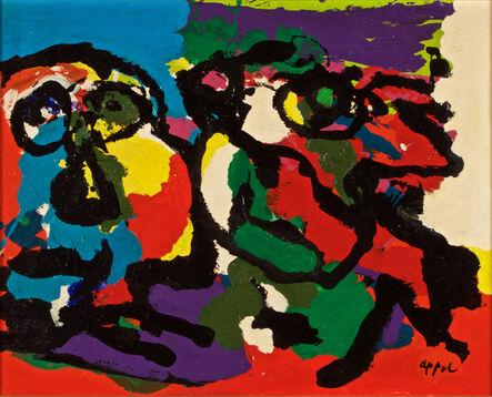 Karel Appel, 'Sans Titre', 1975