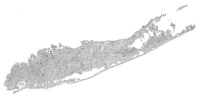Scott Bluedorn, 'Long Island Hi-Res', 2017