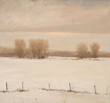 Andrzej Skorut, 'Winter Grays'