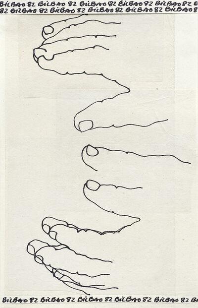 Eduardo Chillida, 'Esku, Bilbao', 1982