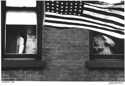 Robert Frank, 'Parade, Hoboken, New Jersey', 1955
