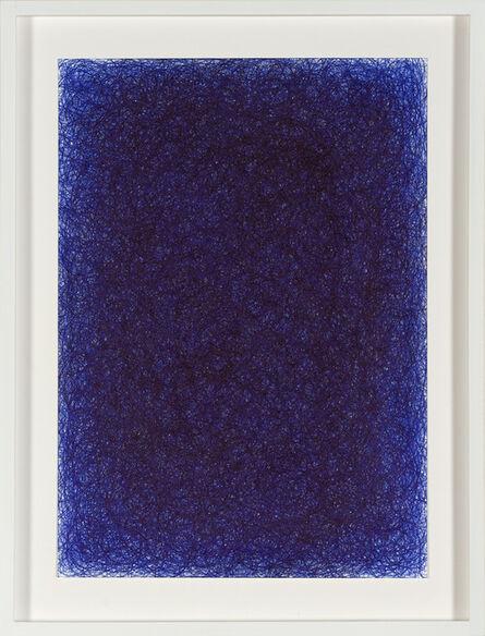 Irma Blank, 'Ur-schrift ovvero Avant-testo C, 15-4-98', 1998