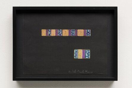 Roberto Burle Marx, 'Untitled'