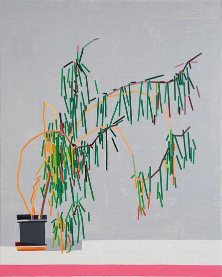 Guy Yanai, 'Plant in German Office III', 2020