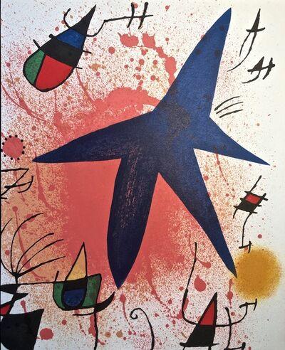Joan Miró, 'Original Lithograph I', 1972
