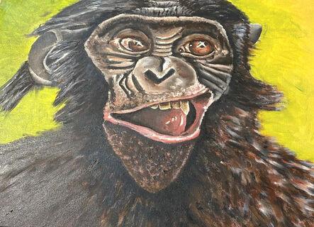 Hannah Kerin, 'Bonobo', 2021