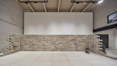 Diego Pérez, 'Muro sin nombre ', 2020