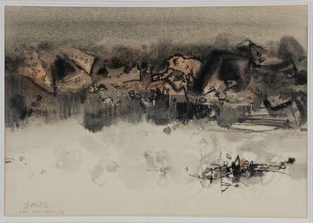 Chu Teh-Chun, 'Composition No. 206', 1964