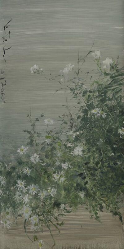 He Duoling, 'Sketch of Flowers', 2012