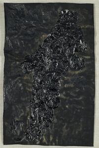 Yang Jiechang 杨诘苍, 'Hundred Layers of ink - Magic Wand 03', 1991