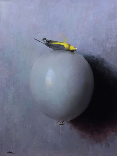 Mia Bergeron, 'Purge', 2014