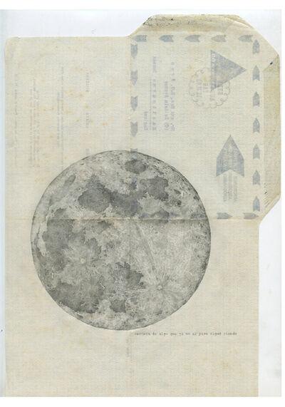 Angélica María Zorrilla, 'Es todo acerca de la luna', 2014