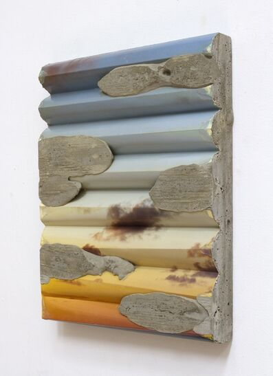 Letha Wilson, 'Maui Sunrise Concrete Fold', 2020
