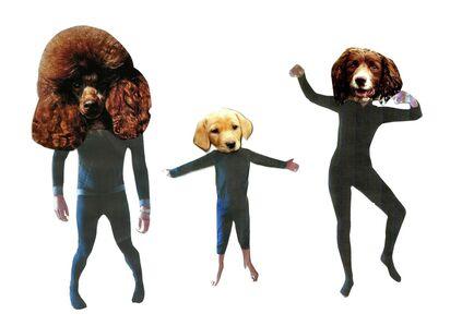 Marvin Gaye Chetwynd, 'Getting Dogsy', 2016