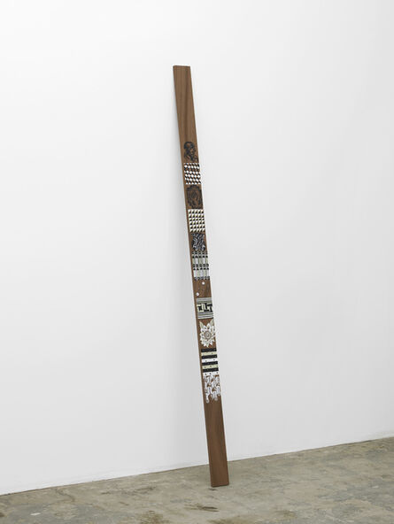 Lubaina Himid, 'Space Man', 2013