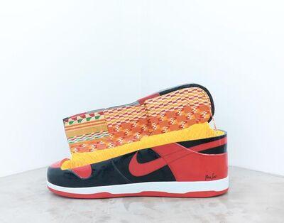 Paa Joe, 'Air Jordan Sneaker', 2016