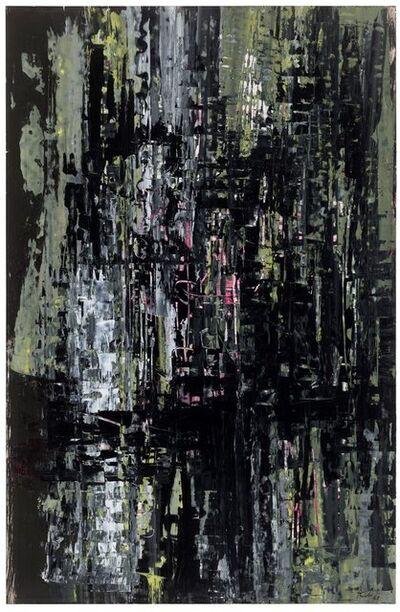 Fred Thieler, 'O.b.58', 1958