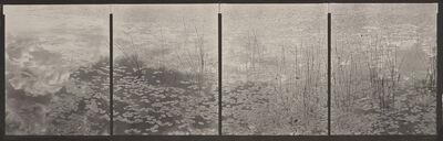 "Koichiro Kurita, '""Cloud in the Small Lake"" St. Crois, MN', 2006"