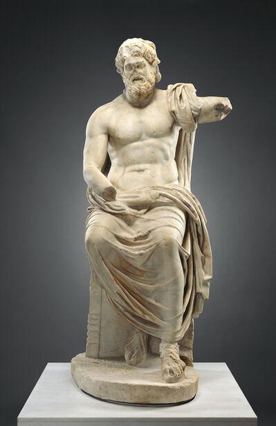 'Statue of Jupiter (Marbury Hall Zeus)',  1st century