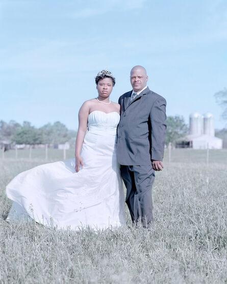 David Magnusson, 'LaChandra Walker, 17 years & Fitzgerald Williams. Shreveport, Louisiana.'