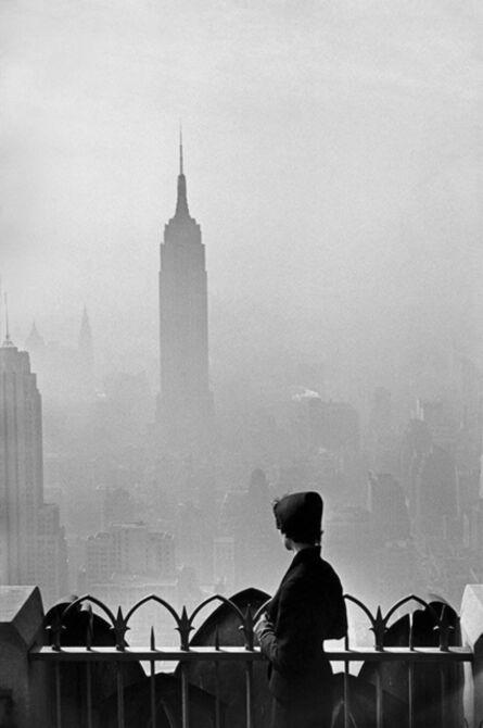 Elliott Erwitt, 'New York ', 1955