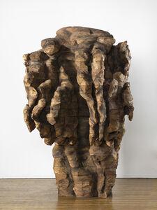 Ursula Von Rydingsvard, 'Kiki's hair', 2018