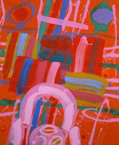 Albert Irvin RA, 'Dorrit', 2007