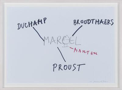 Vlado Martek, '4 x Marcel ', 2012