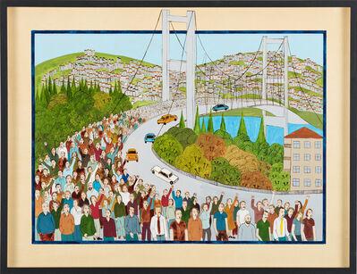 Canan, 'BOĞAZ KÖPRÜSÜ / BOSPHORUS BRIDGE', 2014