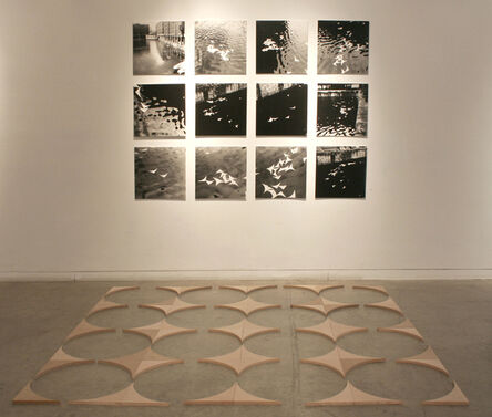 Rasheed Araeen, 'Triangles', 1970